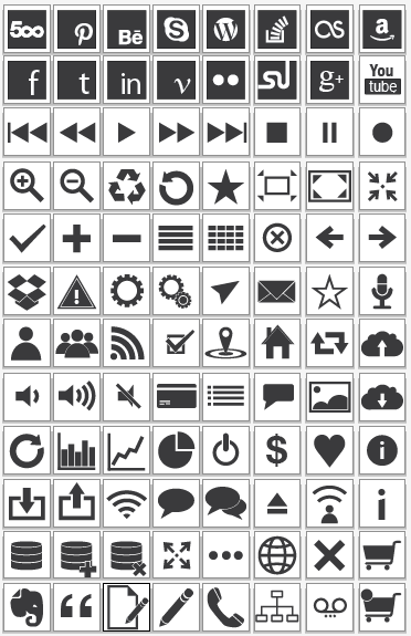 free vector 96 Vector Icons