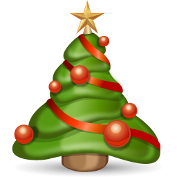 free vector A beautiful christmas icon vector
