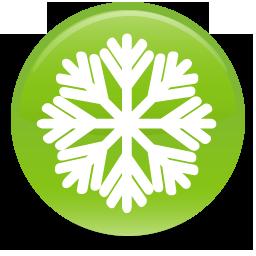 free vector A beautiful christmas icon vector