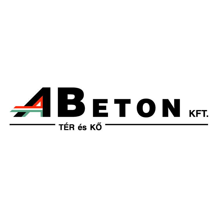 free vector A beton kft