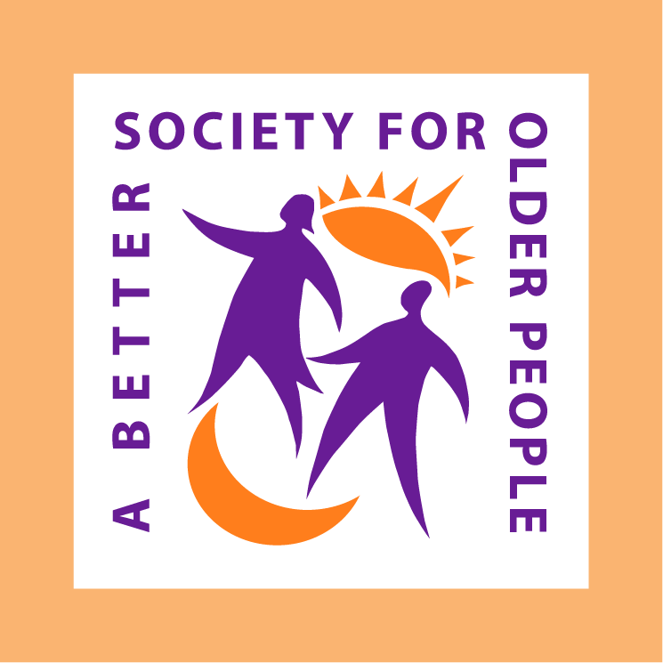 free vector A better society for older people