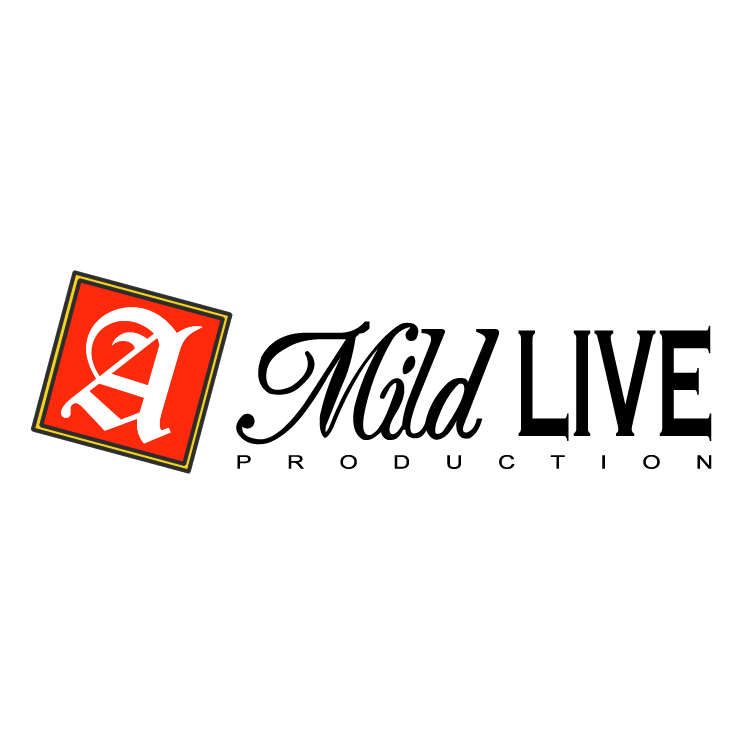 free vector A mild live production