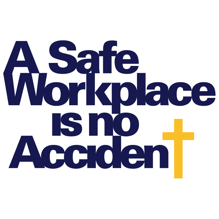 free vector A safe workplace is no accident