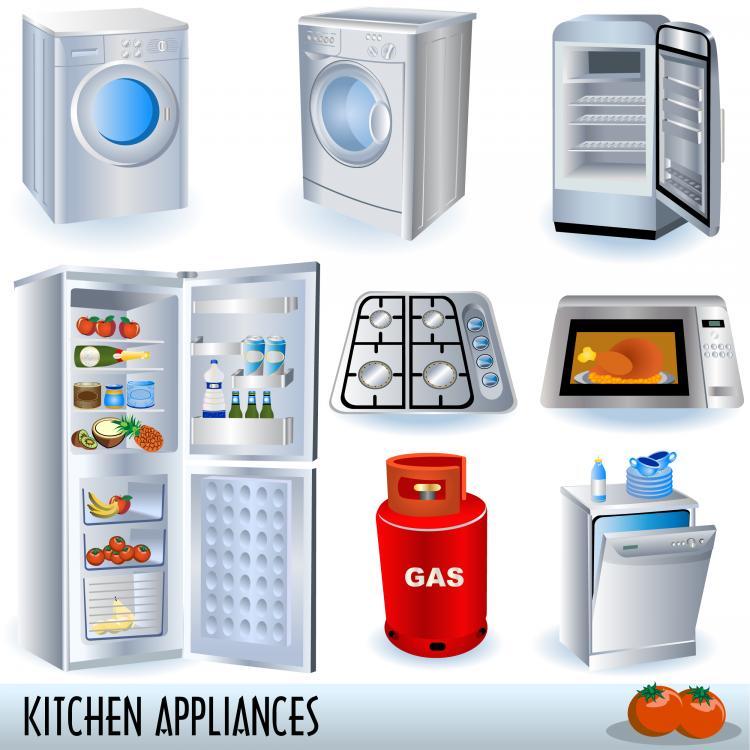 Uncategorized Free Kitchen Appliances vector free vectors download 4vector a set of kitchen utensils vector