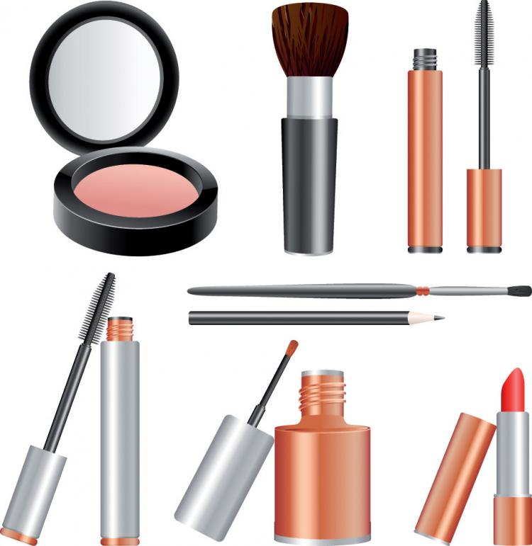 of Cosmetics Clipart
