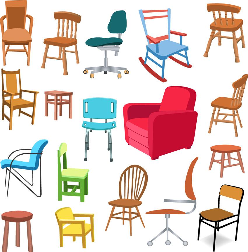 Furniture Clip Art