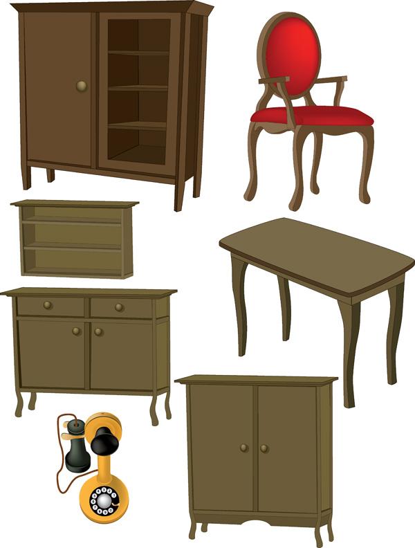 free furniture clipart - photo #19