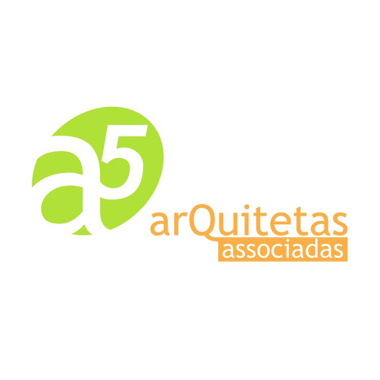 free vector A5 arquitetas associadas