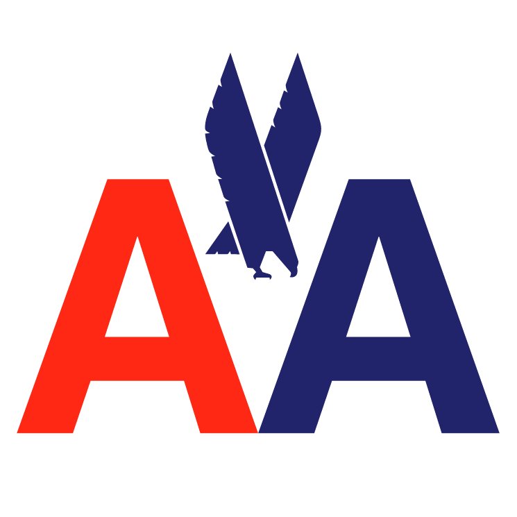 free vector Aa american airlines