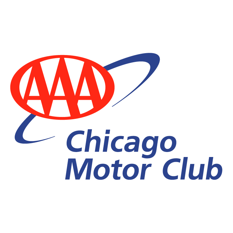 aaa chicago motor club free vector 4vector