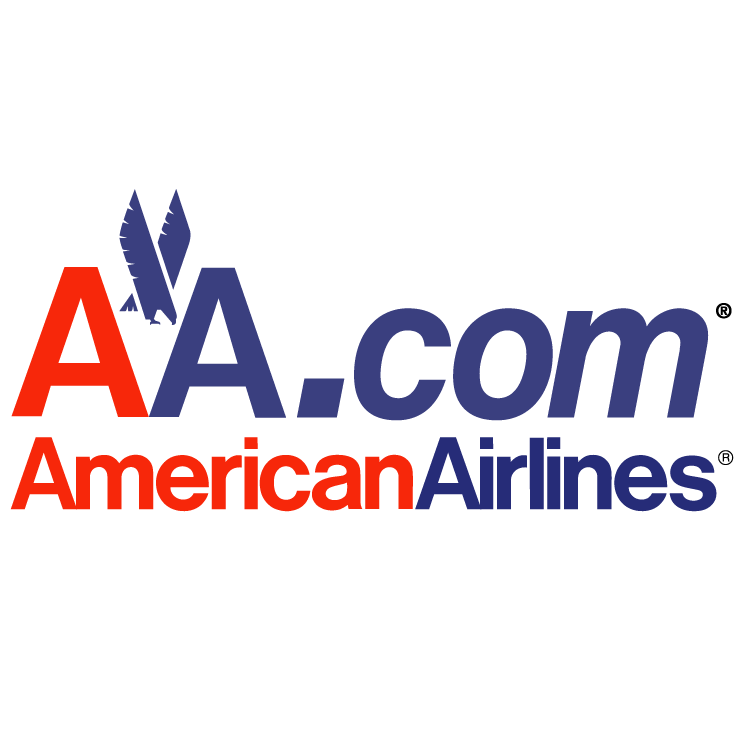 free vector Aacom american airlines