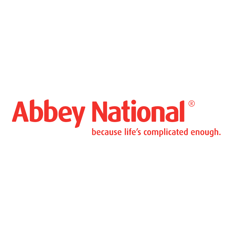 free vector Abbey national 0