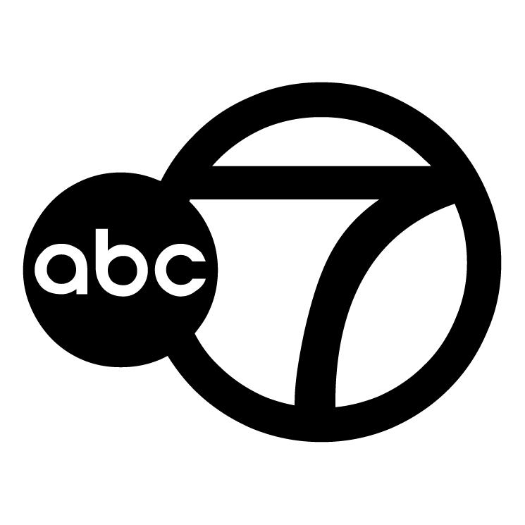 Abc 7 Free Vector
