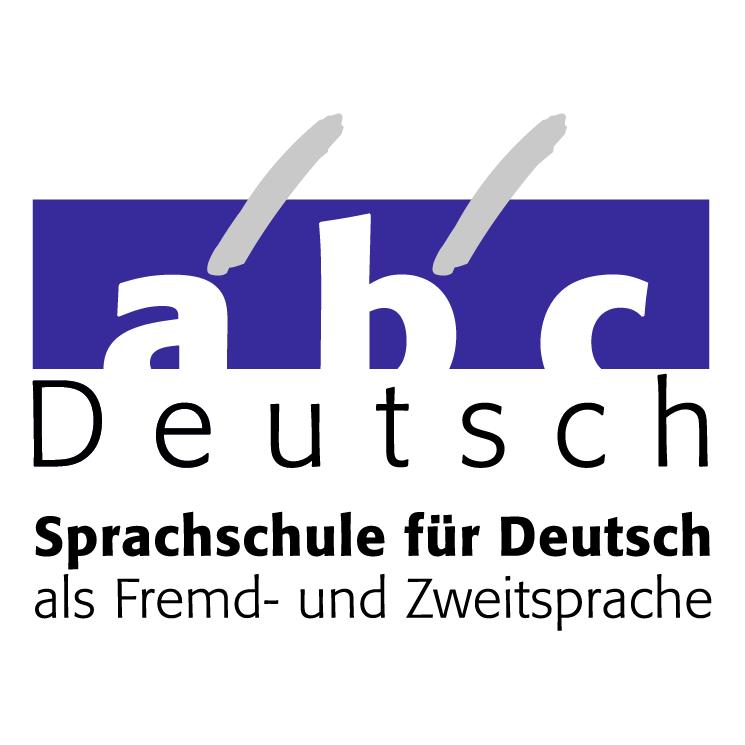 free vector Abc deutsch