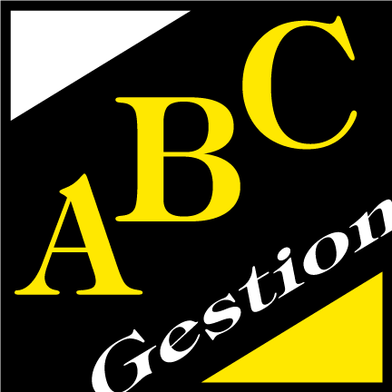 free vector ABC Gestion logo