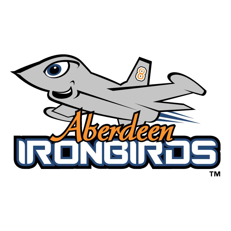 free vector Aberdeen ironbirds 0