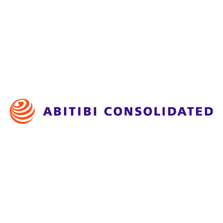 free vector Abitibi consolidated 0