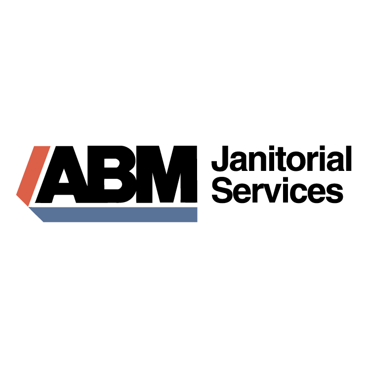 free vector Abm janitorial services