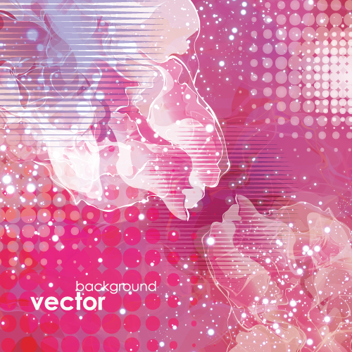 free vector Abstract background vector 2