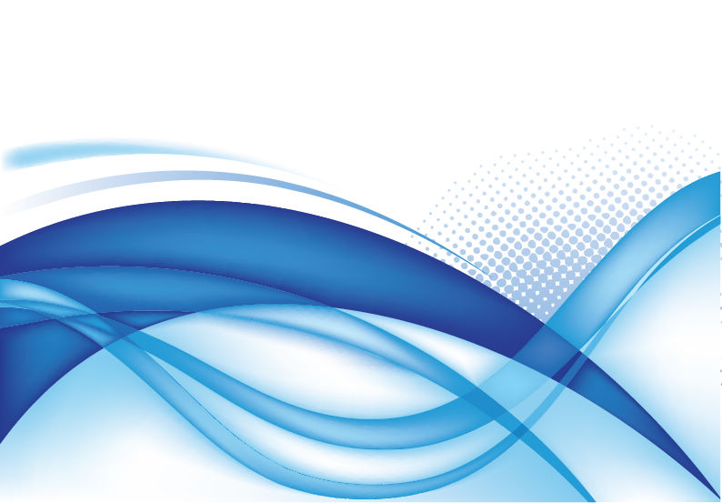 free vector Abstract Blue Background Vector Graphic 3