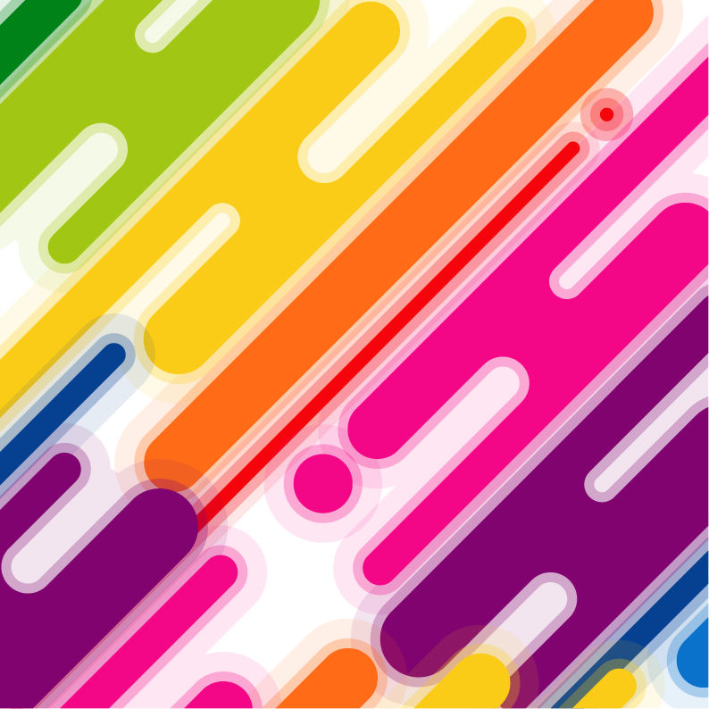 free vector Abstract Colored Background Vector Art