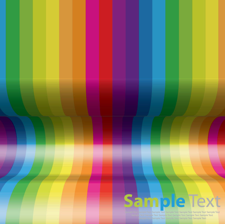 free vector Abstract Colorful Background Vector Art