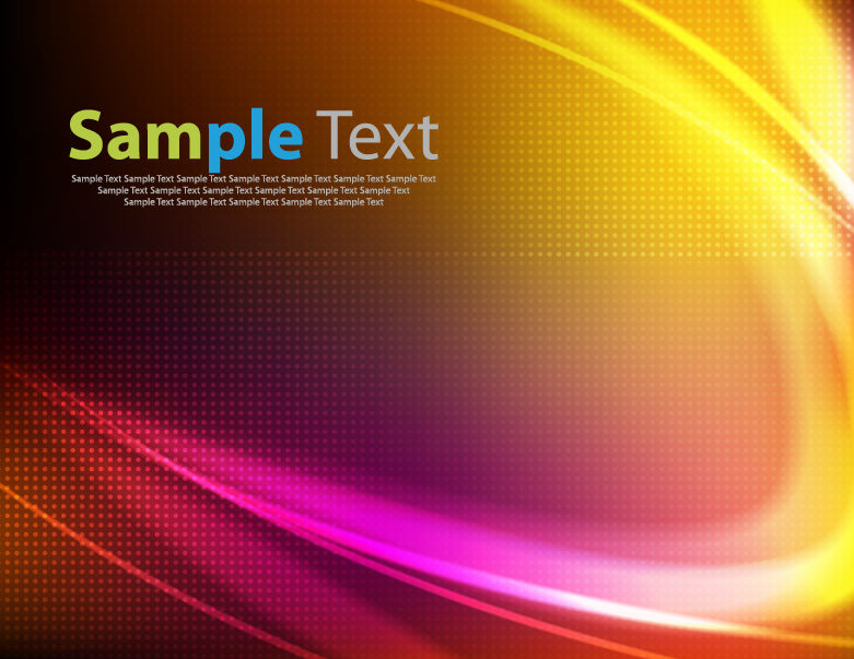 free vector Abstract Design Background