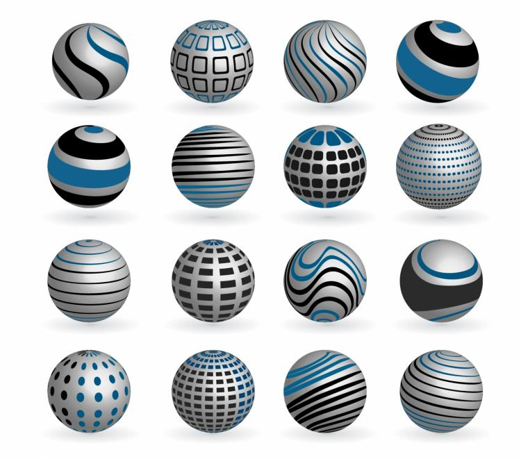 free vector Abstract design elements