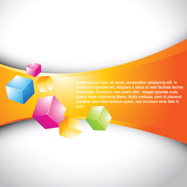 Abstract Graphics Background Abstract Graphical Background