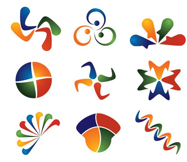 free vector Abstract logo vector