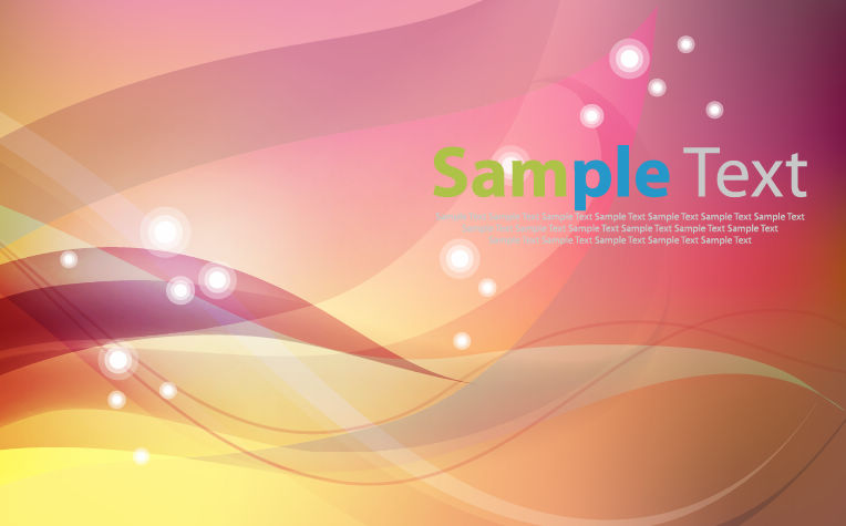 free vector Abstract Vector Background 07