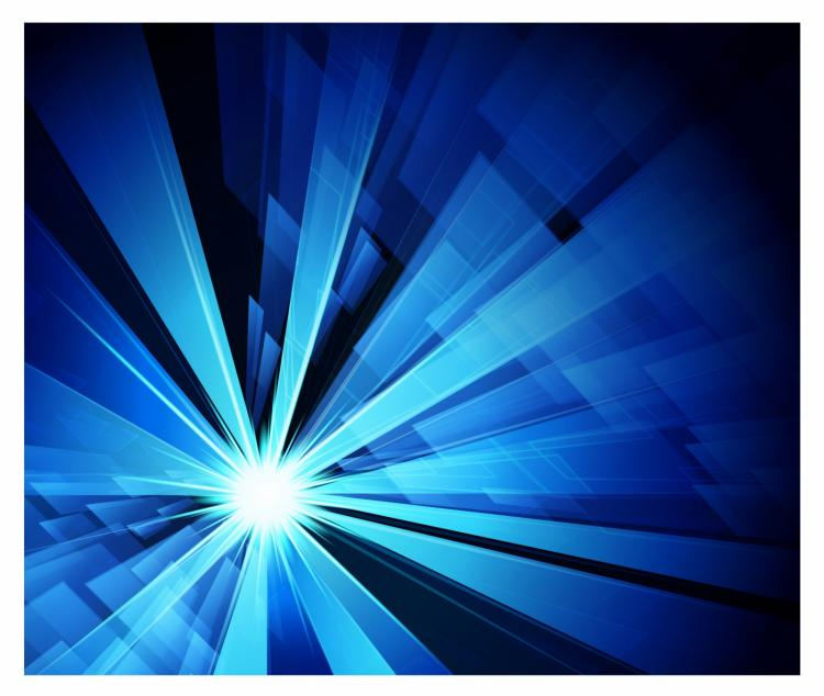 free vector Abstract virtual space background