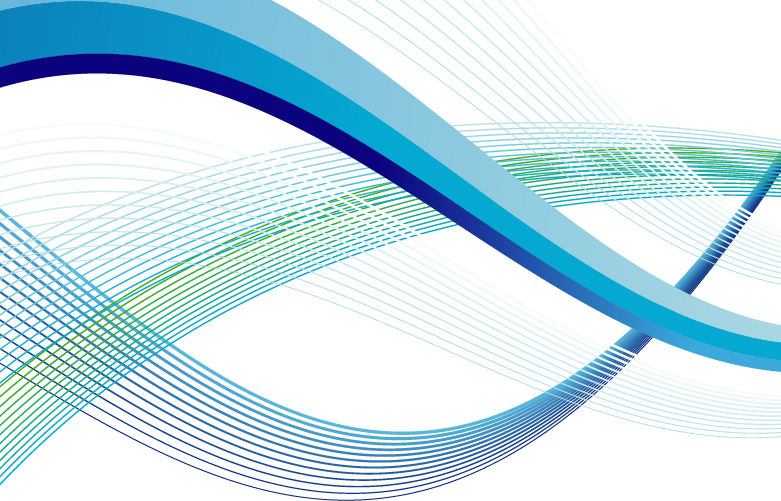 Graphic Line Design Art : Abstract wave lines vector art free