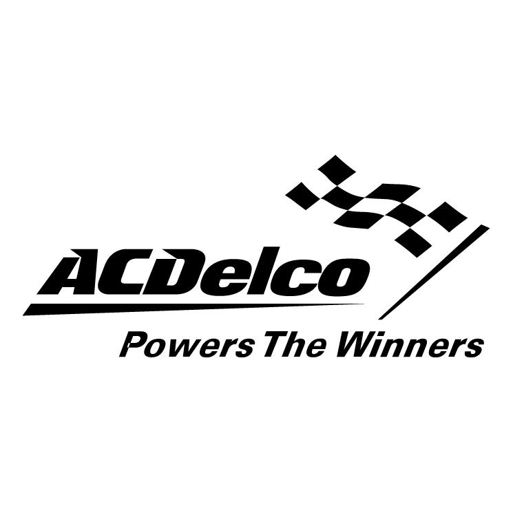free vector Ac delco 2