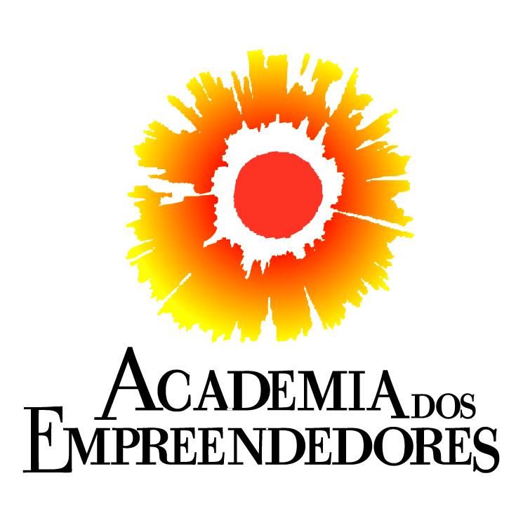 free vector Academia dos empreendedores