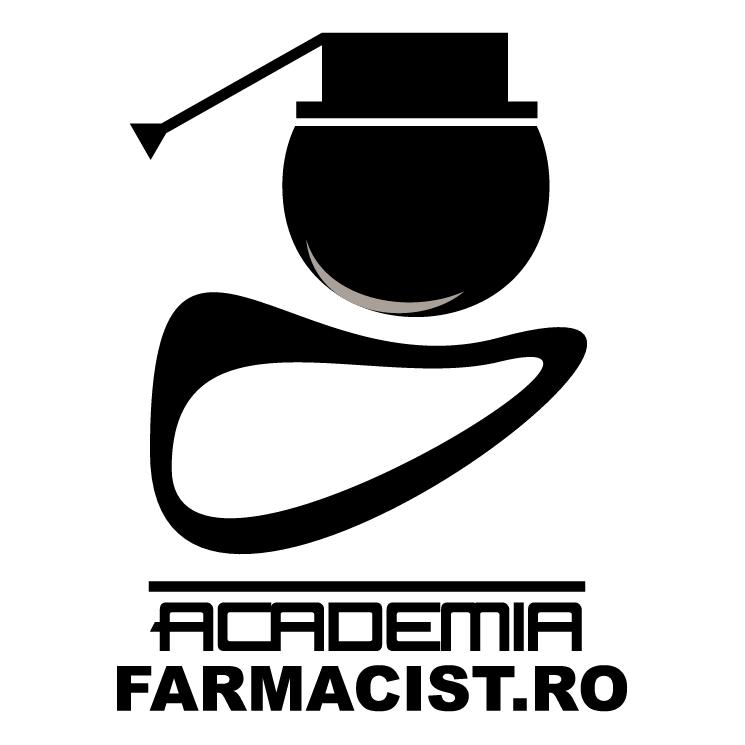 free vector Academia farmacistro