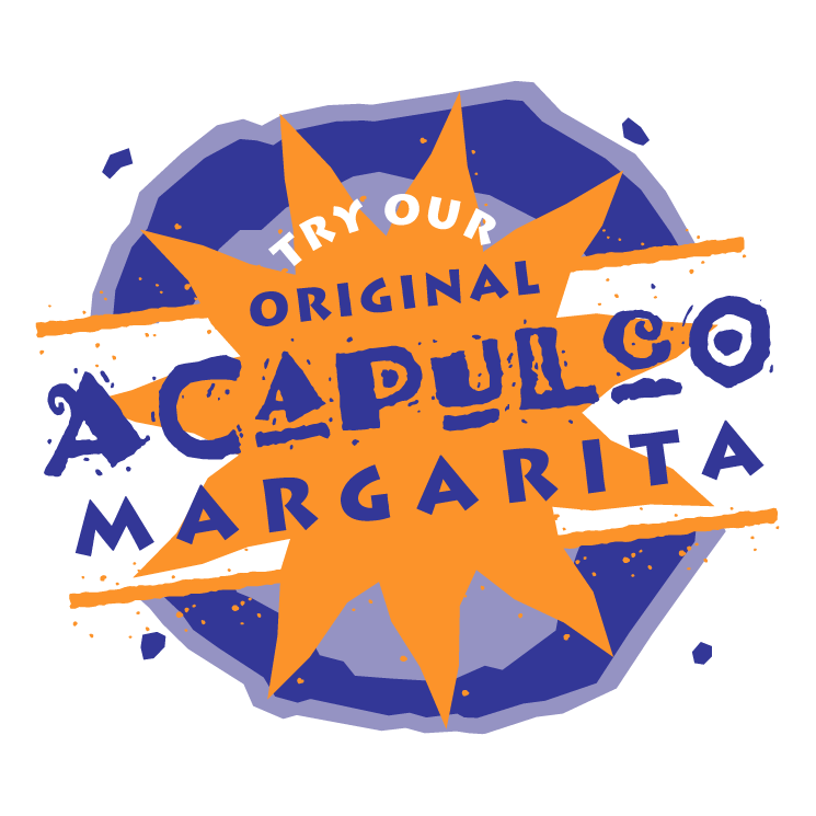 free vector Acapulco margarita
