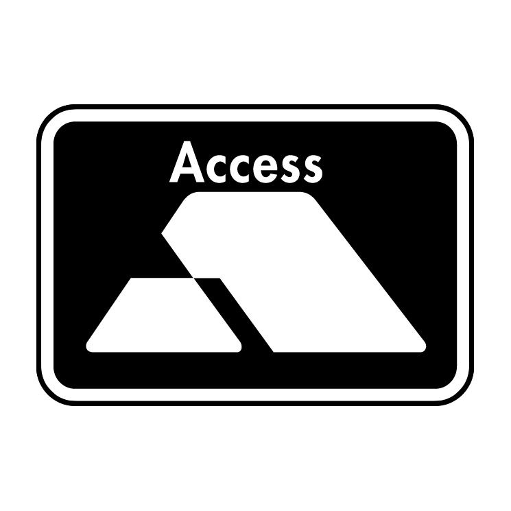 free vector Access 2