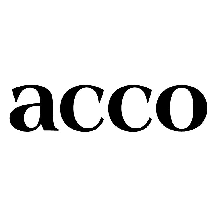 free vector Acco 0