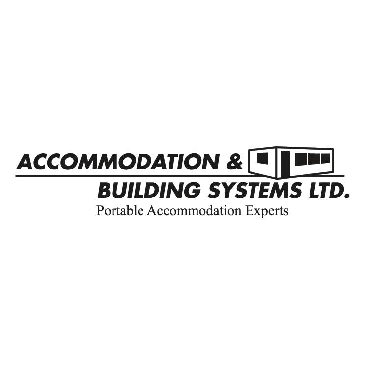 free vector Accommodation building systems