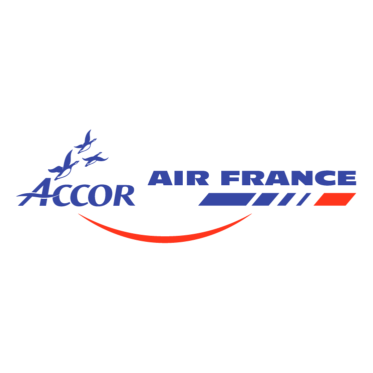 free vector Accor air france