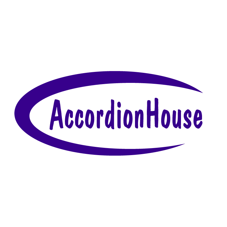 free vector Accordion house