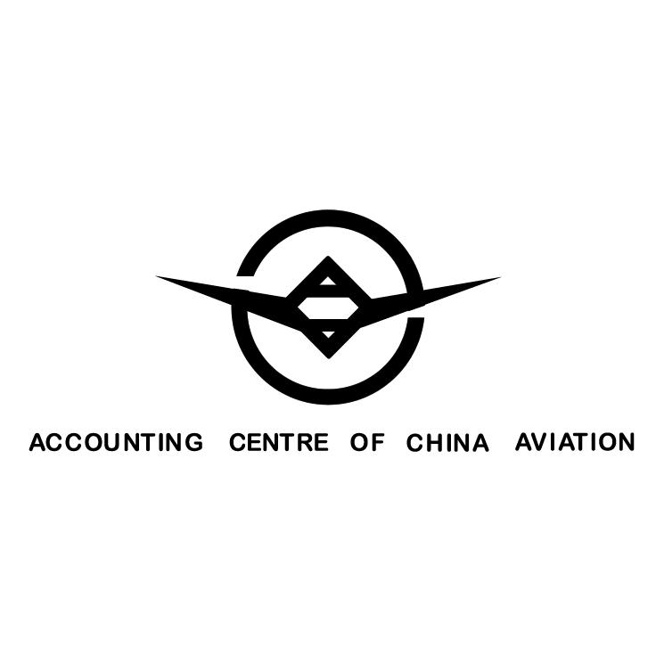 Accounting centre of china aviation Free Vector / 4Vector