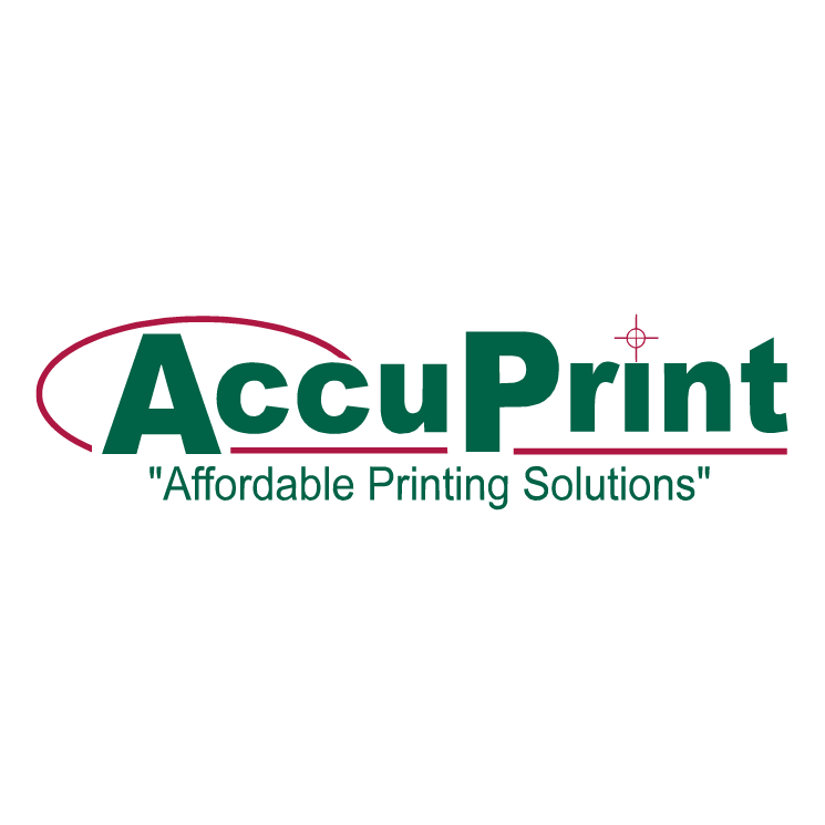 free vector Accuprint 0