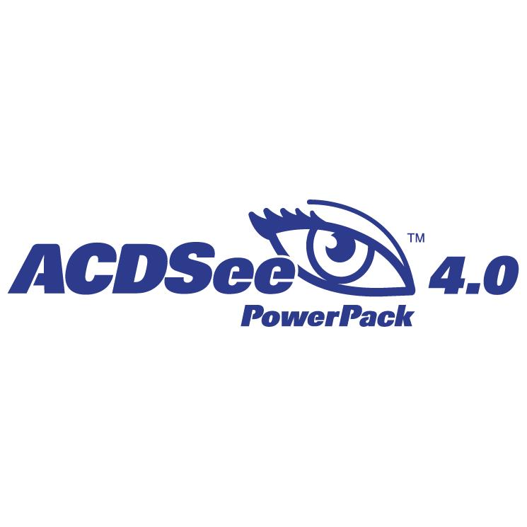 free vector Acdsee powerpack
