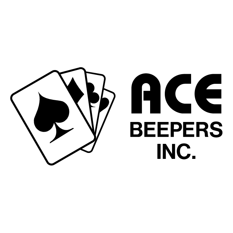 free vector Ace beepers
