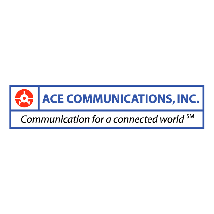 free vector Ace communications