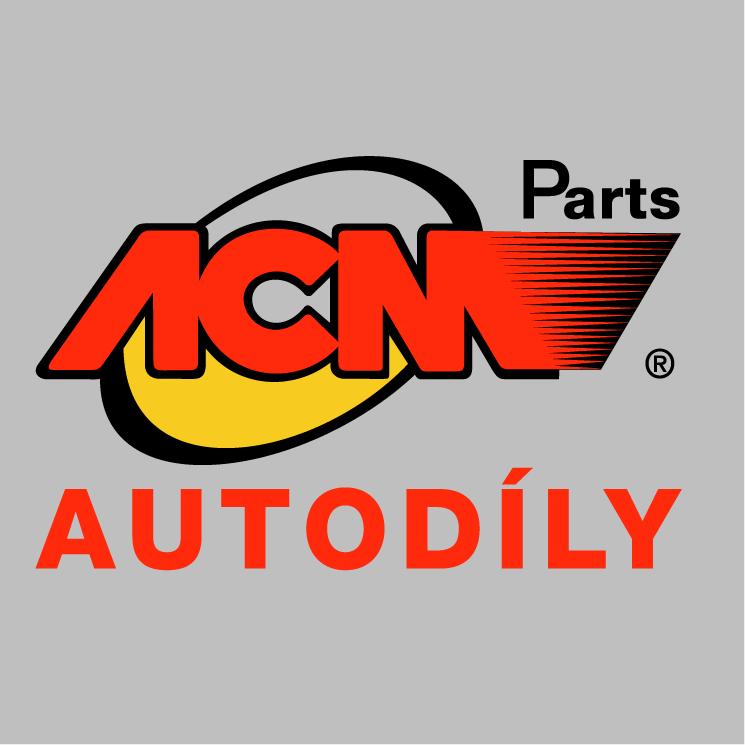 free vector Acm parts