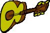 free vector Acoustic Guitar clip art