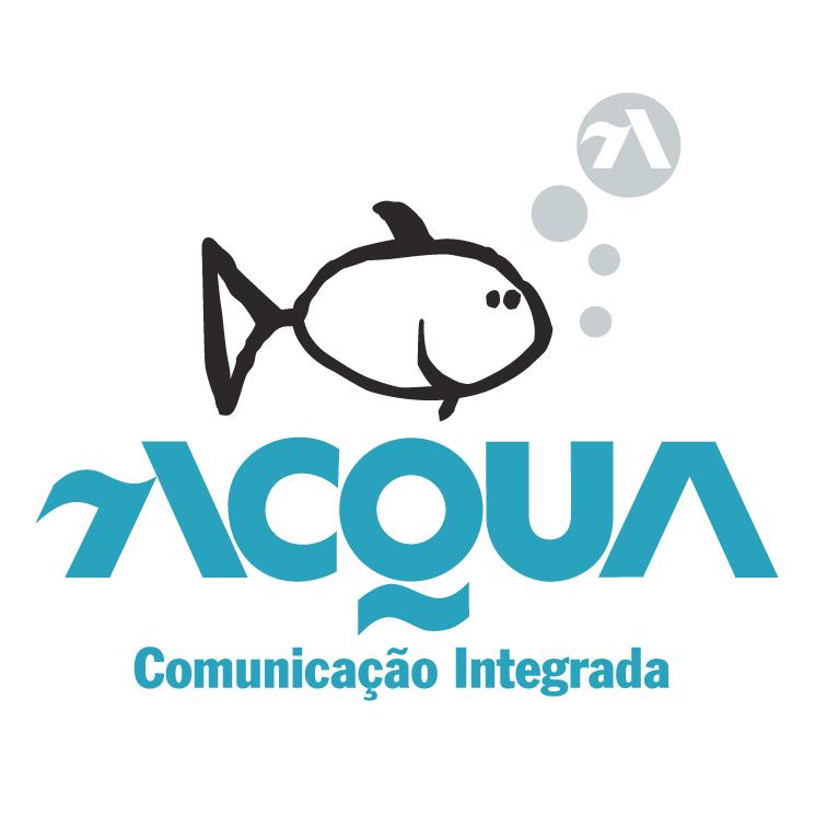 free vector Acqua comunicacao integrada
